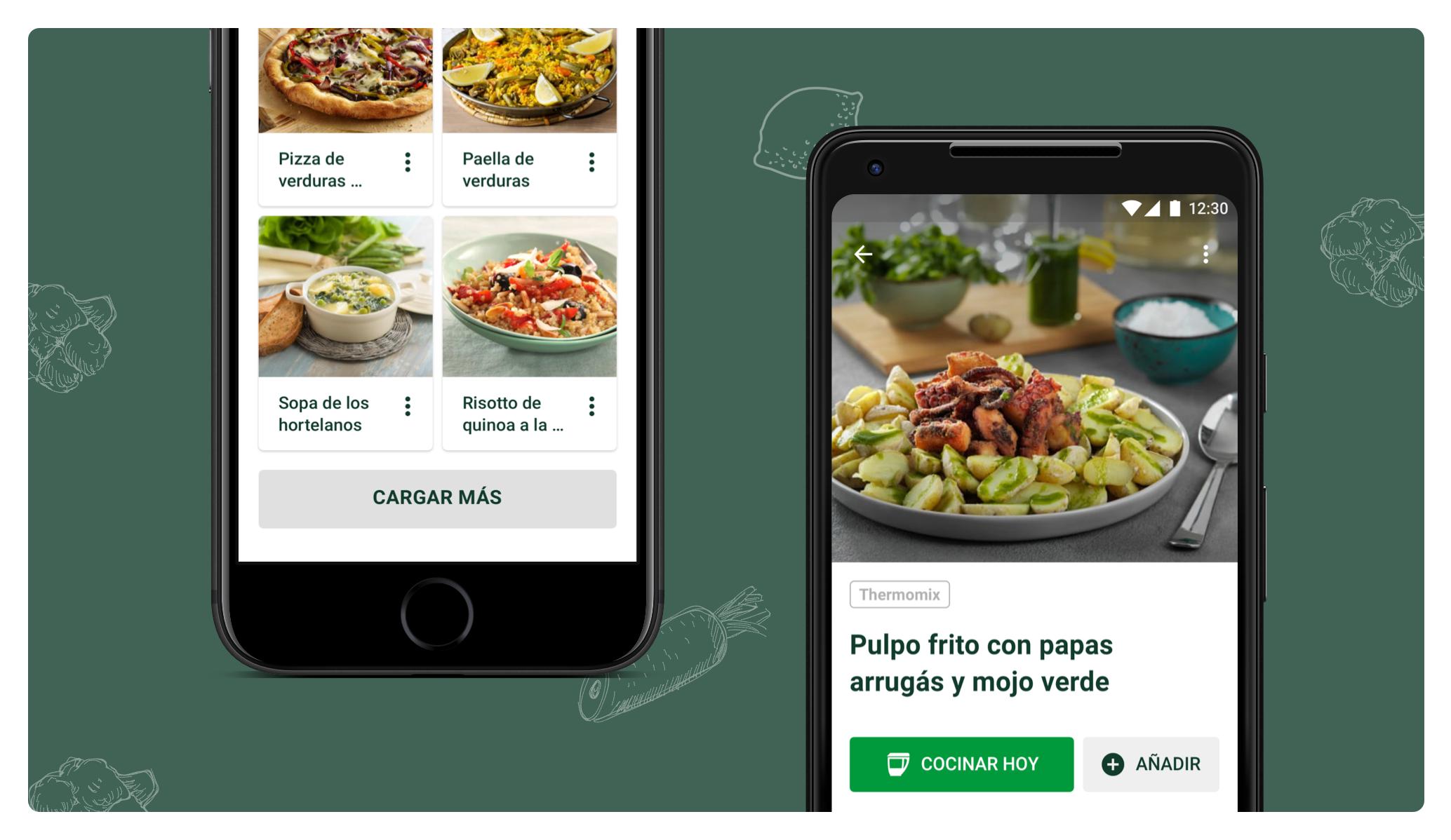 ... Que Acabamos De Detallarte, Y También Hemos Lanzado Una App Inédita  Para Android. No Importa Dónde Estés, Podrás Acceder A Cookidoo® Sin  Problemas.