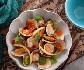 泰式涼拌文蛤