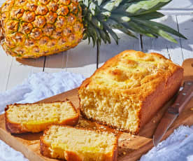 Summer Breeze Pineapple Pound Cake