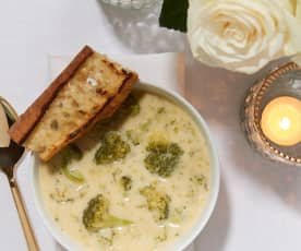 Biltmore Broccoli and Cheddar Soup