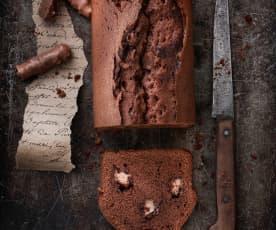 Torta al cioccolato con sorpresa