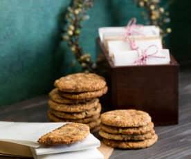 $250 chocolate chunk cookies