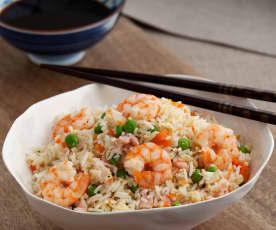 Rýže tří chutí
