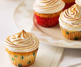 Minicupcakes lemon pie