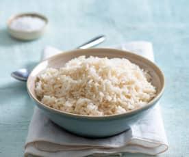 Gotowanie 300 g ryżu parboiled