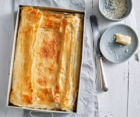 Baked Brie Pie