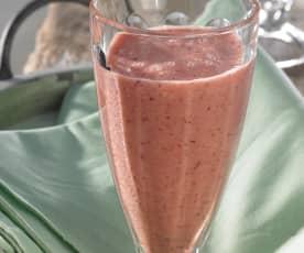 Molke-Frucht-Drink