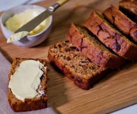 Angela's Sticky Tea Bread