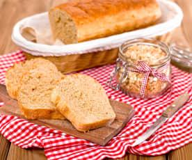 Müsli chléb