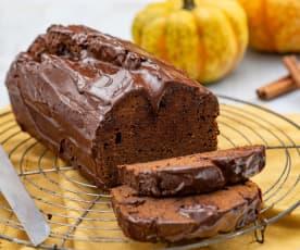Ciasto czekoladowo-dyniowe na mące gryczanej