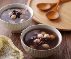 陳皮百合紅豆湯