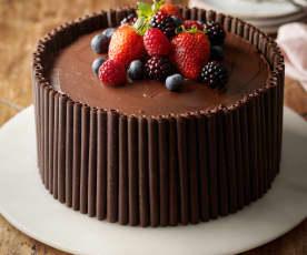 巧克力滿點蛋糕