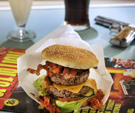 Hamburguesa Big Kahuna (Pulp Fiction)