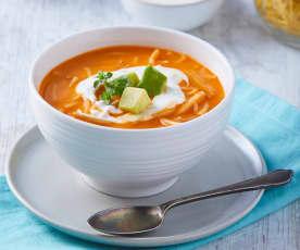 Sopa de fideo