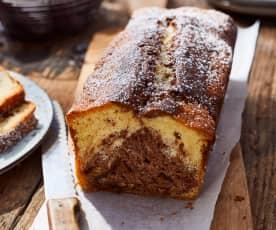 Zwetschgen-Swirl-Kuchen