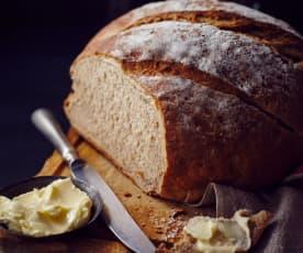 Roggen-Malzbier-Brot