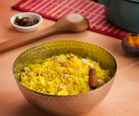 Arroz kashmiri - India