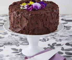 El mejor pastel de chocolate