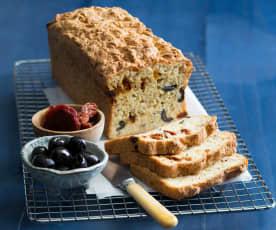 Gluten free Mediterranean bread
