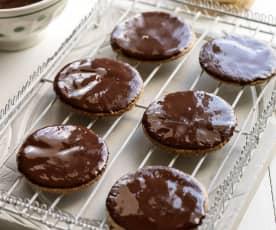 Schokoladen-Digestives