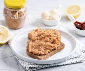 Pasta z pieczonego kalafiora z parmezanem