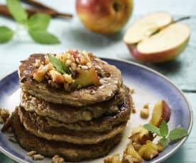 Jablečné placičky (bez laktózy)