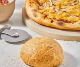 Sun-Dried Tomato Pizza Dough