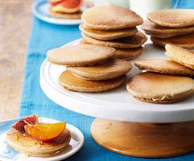 Pancakes à la farine de sarrasin
