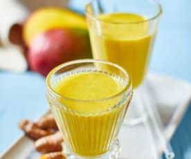Mango-Kurkuma-Shake
