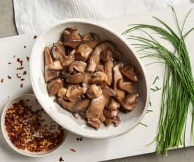 Mixed Mushroom Sauté