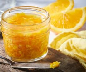 Orange Peel Marmalade