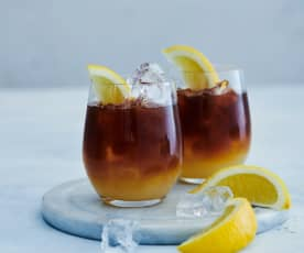 Coffee Lemon Drink