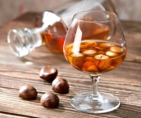 Castagne al Rum