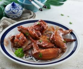 南洋風味辣雞翅