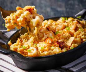 """Guy's Restaurant Reboot Jalapeño Lobster Mac """"n"""" Cheese"""