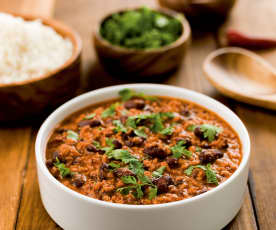 Kıymalı Meksika Fasulyesi (Chili Con Carne)