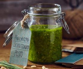 Pinienkern-Schnittlauch-Pesto