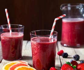 Bevanda ai frutti di bosco