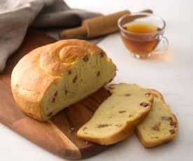 義大利復活節臘腸麵包