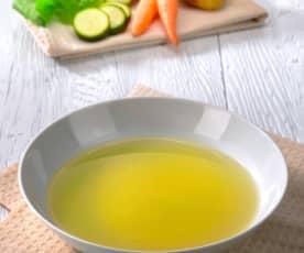 Brodo vegetale (5-6 mesi)