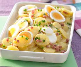 Kartoffelsalat für Eilige