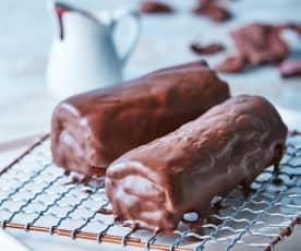 Choco-rol de chocolate