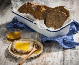 Rye seed loaf