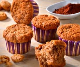 Muffin all'amaretto