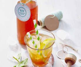 Sirop au thé glacé