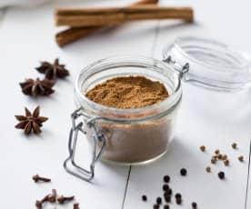 Christmas spice mix