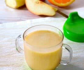 Frullato tutti frutti (10-12 mesi)