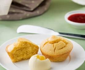 Muffins de maíz