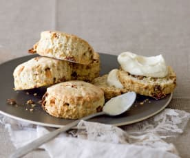 Scones au son d'avoine