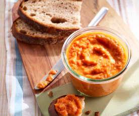 Ajvar - Paprika-Auberginen-Zubereitung